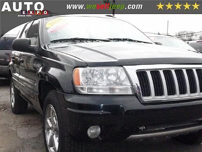 Photo 1:  2004 Jeep Grand Cherokee in Huntington, NY