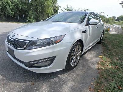 Photo 1:  2013 Kia Optima SXL in Smyrna, DE