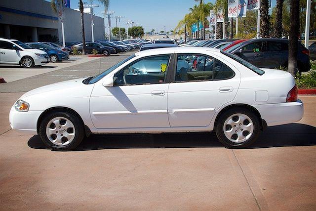 2004 Nissan Sentra In Buena Park Ca 3n1cb5ad44l469058