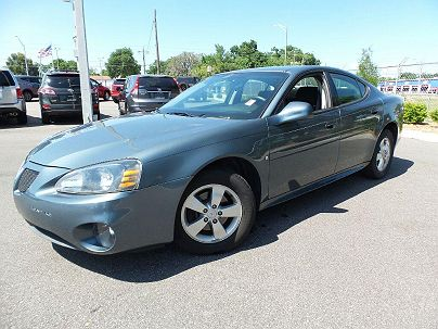 Photo 1:  2007 Pontiac Grand Prix Base in Lakeland, FL