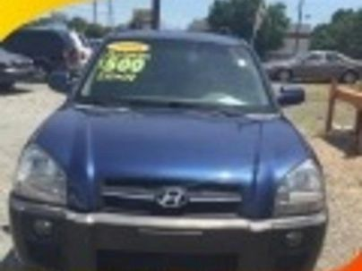 Photo 1: 2006 Hyundai Tucson GLS with  in Holiday, FL