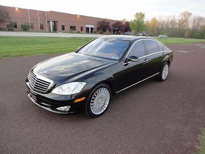 Photo 1:  2007 Mercedes-Benz S 550 in Hatfield, PA