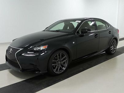 Photo 1:  2014 Lexus IS 250 in Marlborough, MA exterior view from front driver's side