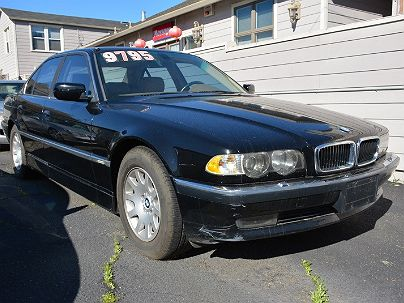 Photo 1:  2001 BMW 7 Series 740i in El Cerrito, CA