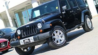 Photo 1:  2013 Jeep Wrangler in  exterior view from front driver's side
