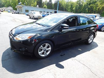 Photo 1:  2014 Ford Focus SE in Gowanda, NY exterior view from front driver's side