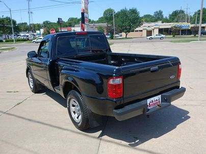 Photo 1:  2004 Ford Ranger XLT in Lincoln, NE exterior view of driver's side
