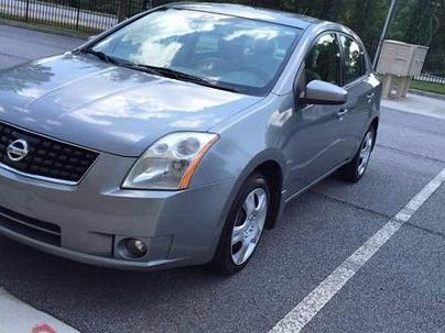 Photo 1:  2009 Nissan Sentra in Decatur, GA exterior view from front driver's side