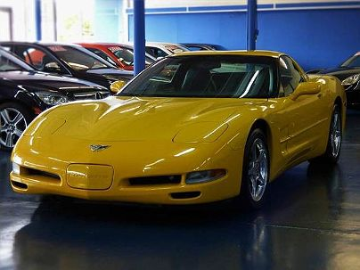 Photo 1:  2003 Chevrolet Corvette in Roseville, CA