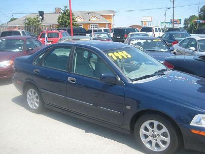 Photo 1: Dark Blue 2004 Chrysler Sebring LXi in Moody, AL