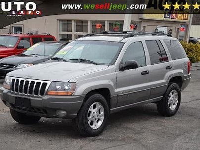 Photo 1: Champagne Frost Pearl 2000 Jeep Grand Cherokee Laredo in Huntington, NY