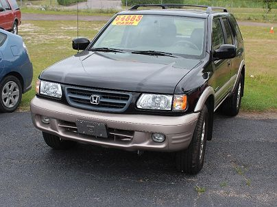 Photo 1:  2000 Honda Passport EX in Augusta, GA exterior view from front driver's side