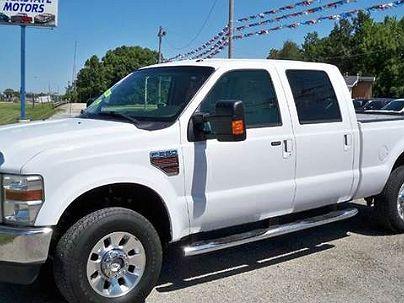 Photo 1:  2010 Ford F-250 Lariat in Vandalia, IL exterior view from front driver's side