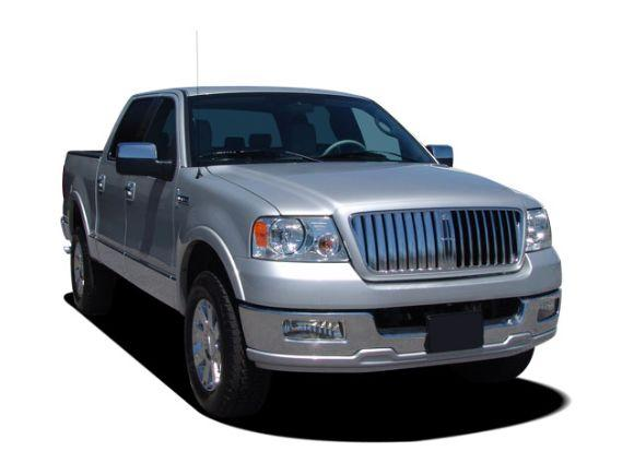 2006 lincoln mark-lt