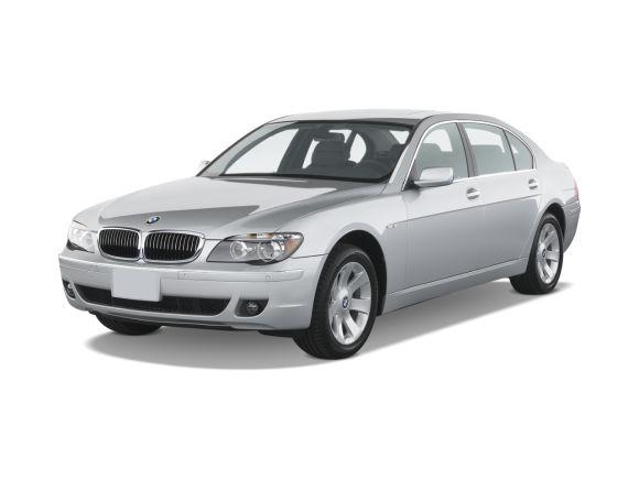 2008 bmw 7-series Specs and Performance