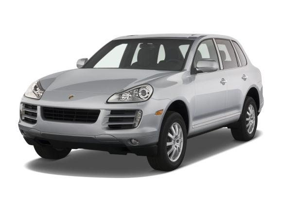 2008 Porsche Cayenne Utility 4d Awd V6 Ratings Pricing