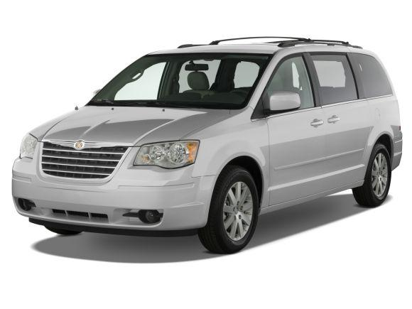 2009 chrysler town-and-country