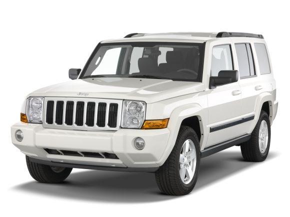 2009 Jeep Commander