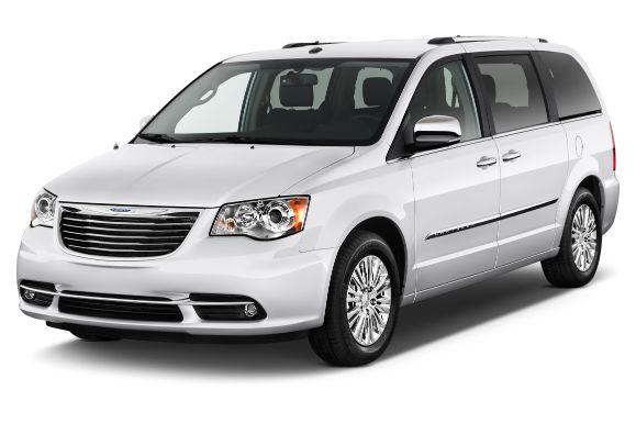 2011 chrysler town-and-country