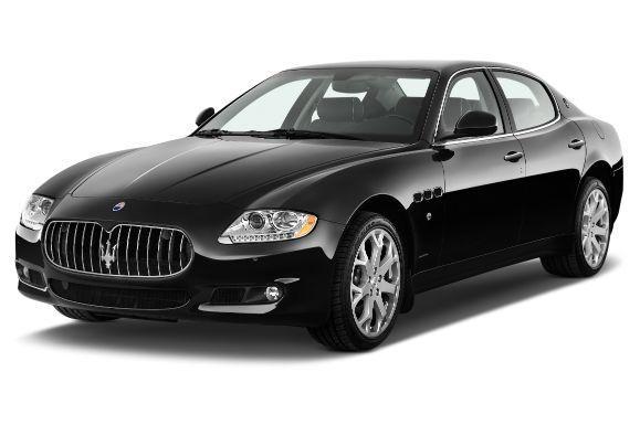 Maserati 4 Door >> 2011 Maserati Quattroporte 4 Door Sedan Auto Ratings