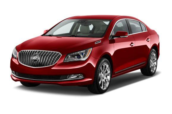 2014 buick lacrosse Specs and Performance