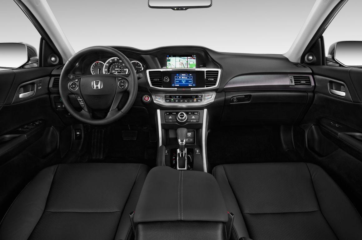 Honda Accord Coupe 2014 Interior