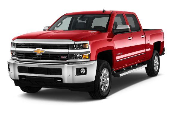 2017 chevrolet silverado-2500hd Specs and Performance