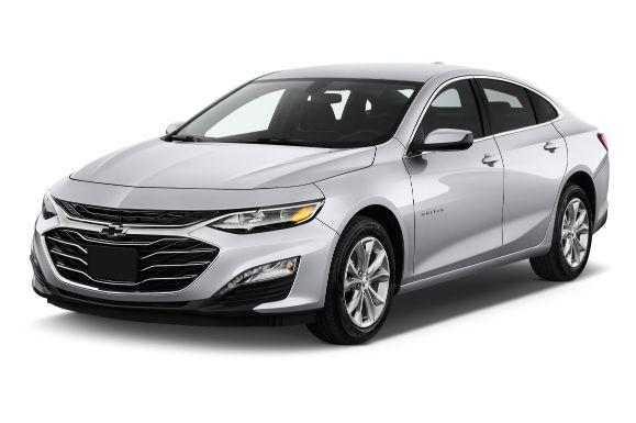 2019 Chevrolet Malibu Specs and Performance