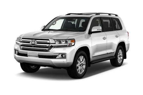 2019 toyota land-cruiser